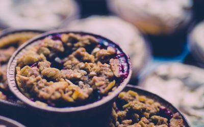 In a Rush Zucchini/Spinach Muffins