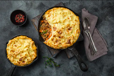 Modified Your Way Shepherd's Pie